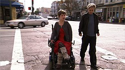 Sunaura Taylor and Judith Butler discuss the politics of disability on Valencia Street.