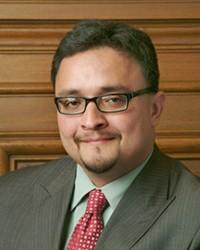 Supervisor David Campos