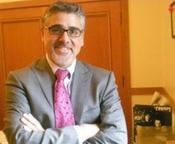 Supervisor John Avalos - JOE ESKENAZI