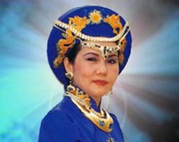 Supreme Master Ching Hai: Fancy, huh?