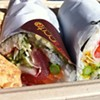 Sushi + Burrito = Sushirrito (and Crazy-Long Lines)