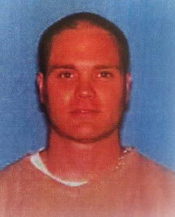 Suspect Christopher Lacy