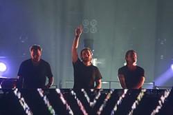 CHRISTOPHER VICTORIO - Swedish House Mafia in S.F.