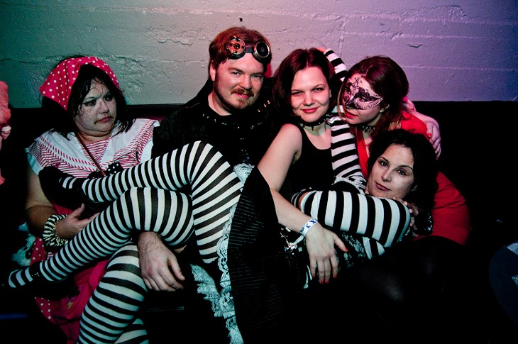 Swing Goth's Wonderland: A Tim Burton Ball