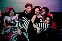 Swing Goth's Wonderland: A Tim Burton Ball