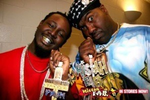 T-Pain and Mistah Fab