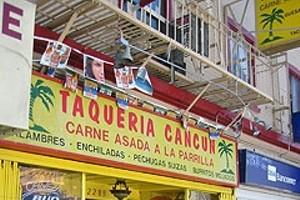 Tacquiera Cancun