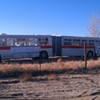 Taking the Bus: Muni Vehicles End Up in the Darndest Places