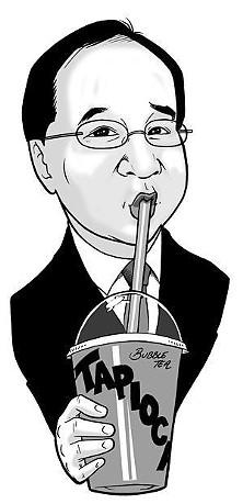 Tapioca Ed Jew now blames a brain-freeze (of sorts) for his corruption - AARON FARMER