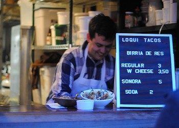 Talking Tacos with Tartine Bakery's Cameron Wallace