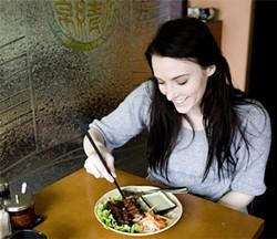 JEN SISKA - Taste of Formosa specializes in xiao chi, Taiwanese street snacks.