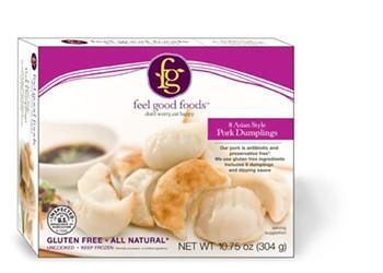 Taste Test: Gluten-Free Dumplings from Feel Good Foods