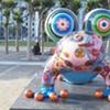 Tourism for Locals: <i>Fancy Animal Carnival</i> Prances at Civic Center Plaza