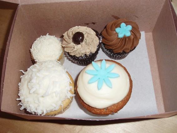 PHOTO VIA CUPCAKES TAKE THE CAKE