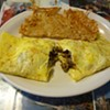 At Art's Cafe, the Cult of the Samurai Omelet
