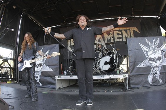 Testament - CHRISTOPHER VICTORIO