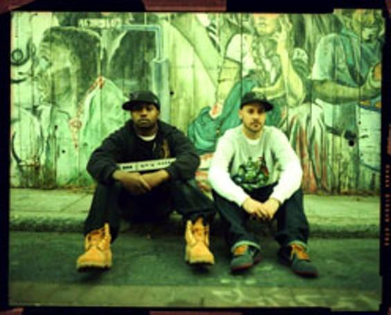 Texicali Roads: Keelay & Zaire