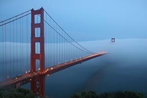 That's fog, not smog - GOLDEN FOG/FLICKR VIA CREATIVE COMMONS