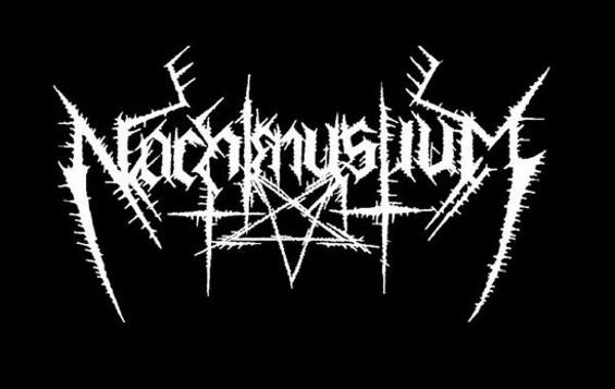 illegible black metal logo - photo #6