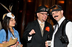 The 12th Annual Edwardian Ball