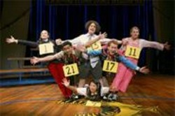JOAN  MARCUS - The 25th Annual Putnam County Spelling Bee.