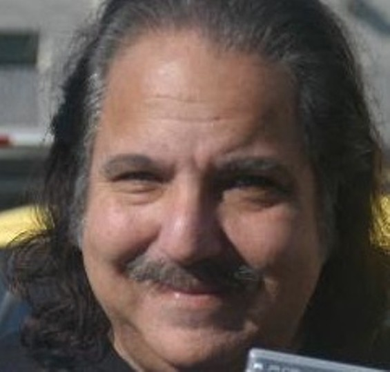 The Actual Ron Jeremy