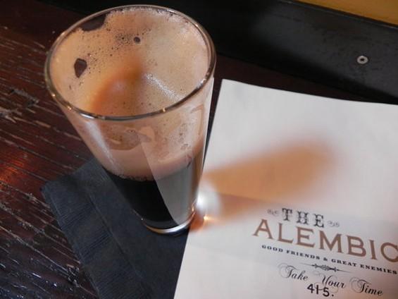 The Alembic's Vice Grip. - JASON HENRY