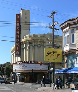 The Alexandria Theater