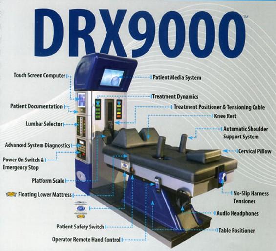 The amaaaaaaaaazing DRX-9000