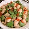 "The ""Fava of Love"" Salad starring Fava Fav!"