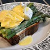 Number 28: Local Mission Eatery's Asparagus-Egg Sandwich