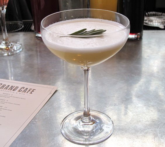 The Bardot Cocktail - LOU BUSTAMANTE