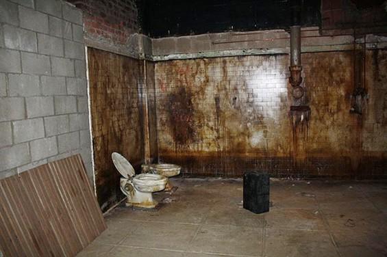 The Bathroom Set - Grimy on Purpose.