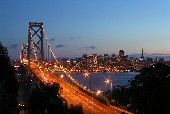 The Bay Bridge is ready to undergo 'them changes'