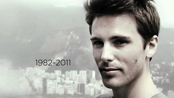 The beautiful Tom Bridegroom, RIP.