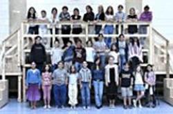 CHESHIRE  DAVE - The Berkeley Rep youth choir for Brundibar.