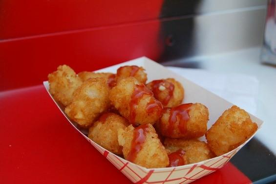 The best form a potato can achieve. - FLICKR/STU_SPIVACK