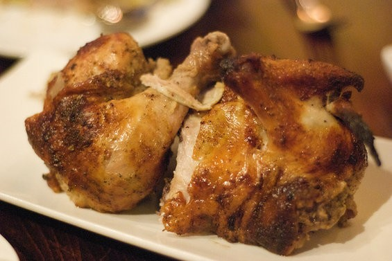 The best thing about Limón Rotisserie's chicken? It's chicken. - PYROGENIC/FLICKR