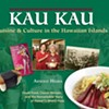 Author of Book About Hawaiian Kau Kau Cuisine Reads in J-Town