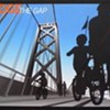 The Bridge Isn't Built, But the Bike Path Might Be Moving