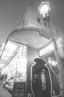 ANTHONY  PIDGEON - The Buddha Bar: The best jukebox in Chinatown.