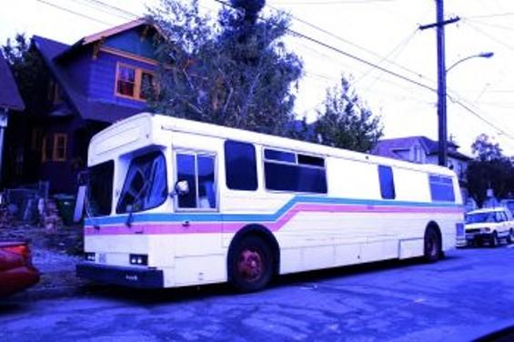 The Bus - JOHN BENSON