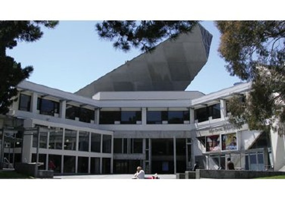 The Cesar Chavez Student Center