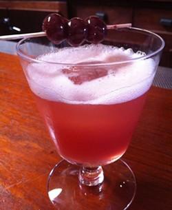 The Cherry Bounce ($10) alone makes it worth a visit. - LOU BUSTAMANTE