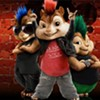 "The Chipmunks Keep Calling Black Film Critic a ""Jungle Monster"""