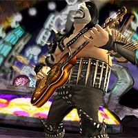 "Guitar Hero and Rock Band give new meaning to ""rock and roll excess"""
