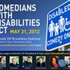 The Comedians with Disabilities Act Comes to Oakland to Benefit Youth with Disabilities