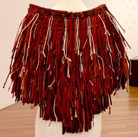 The Contemporary Māori Cloak - FINE ARTS MUSEUMS OF SAN FRANCISCO