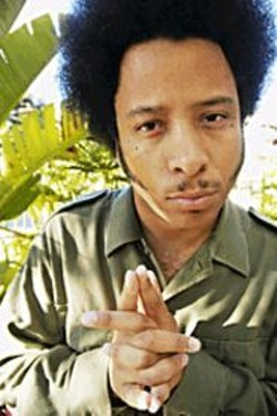 The Coup's Boots Riley.