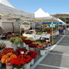 Cow Palace Farmers' Market Starts Quietly